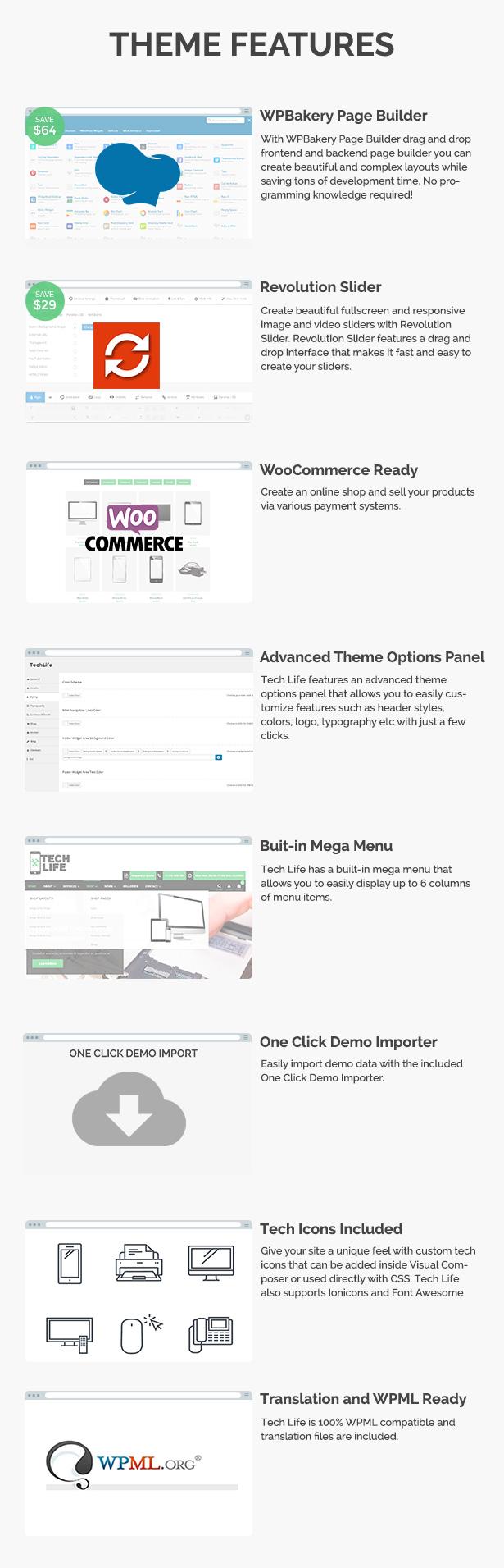 TechLife - Mobile, Tech & Electronics Repair Shop WordPress Theme - 5